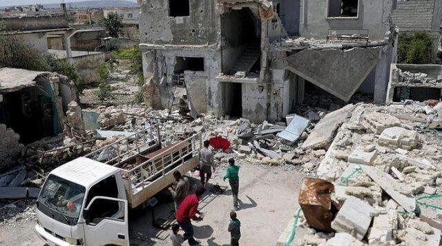 جنگ 530 میلیارد دلار خسارت به سوریه زده است