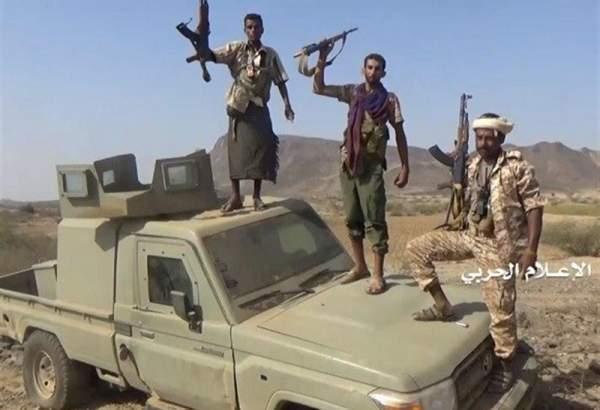 سیطره ارتش یمن بر کوه راهبردی العلق در مأرب