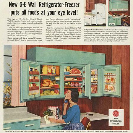 چند دهه پیش، مردم چه تصوری از شرایط خانه های امروزی داشتند؟