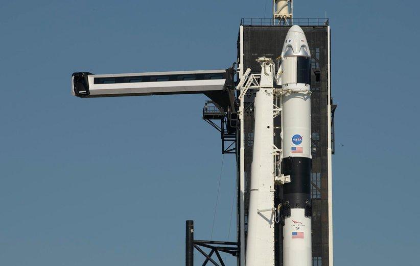 اسپیس ایکس و ناسا برای ماموریت تاریخی دراگون سرنشین دار آماده می شوند