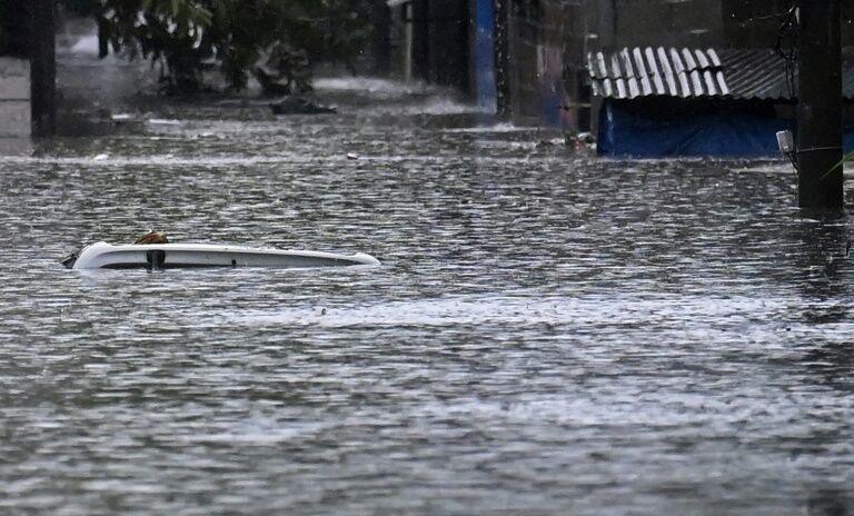 خبرنگاران طوفان آماندا، السالوادور و گواتمالا را درنوردید