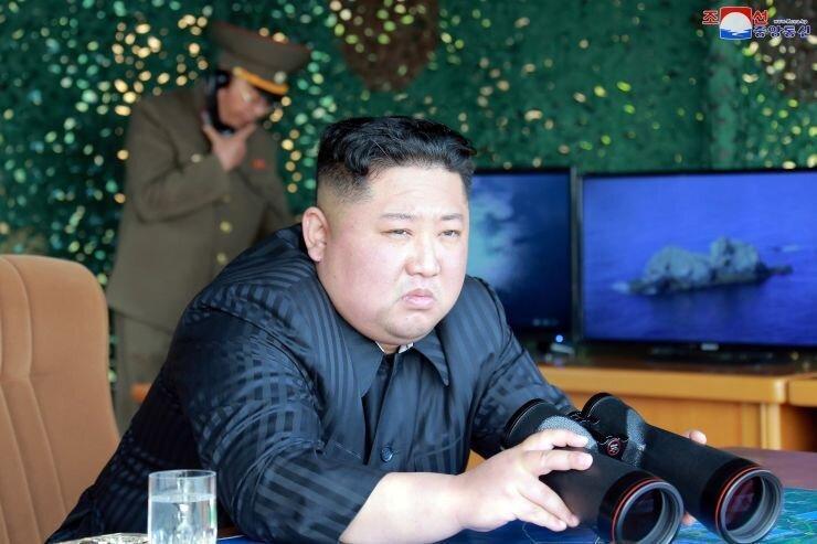 اولین تصویر از انفجار دفتر ارتباطات دو کره از سوی کره شمالی، قطع کامل روابط