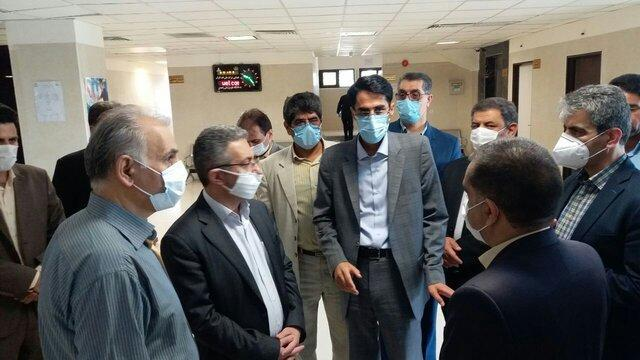 معاون وزیر بهداشت: مهمترین احتیاج بیماران تنفسی دستگاههای یاری تنفسی است