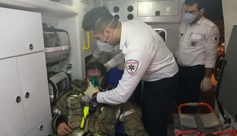 انفجار در بیمارستان سینا اطهر تهران ، آماری از تعداد مصدومین و یا فوت شدگان اعلام نشده است