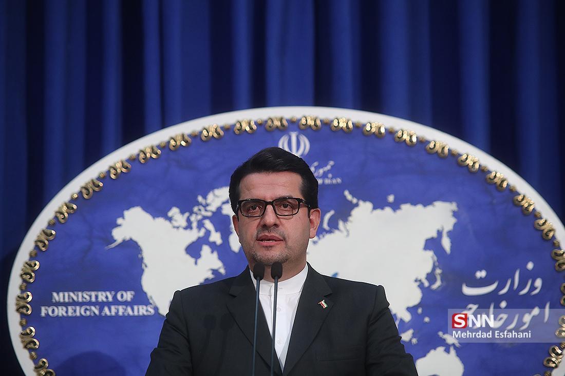 سخنگوی وزارت امورخارجه جشن باستانی تیرگان را تبریک گفت