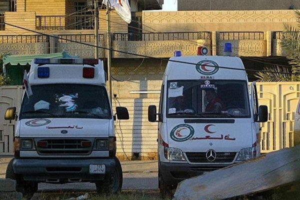 وقوع انفجار در بغداد، 5 نفر زخمی شدند