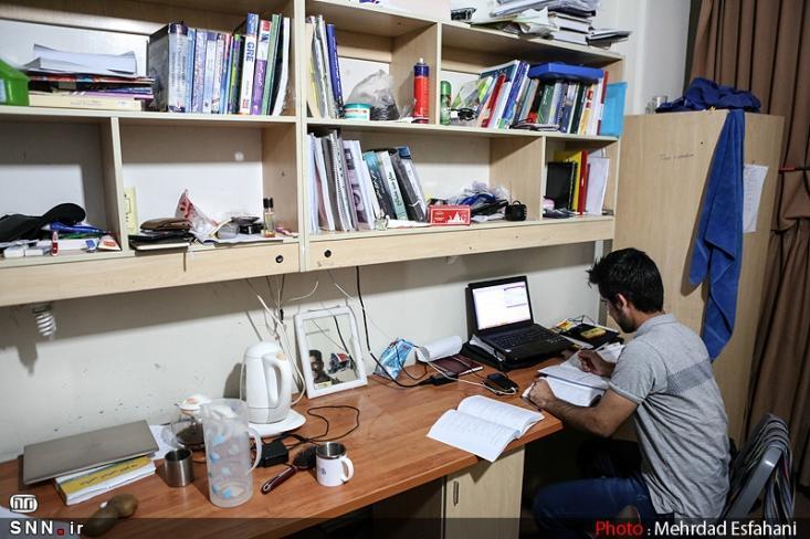 دانشجویان دانشگاه شریف 20 روز اجاره بهای خوابگاه پرداخت می نمایند