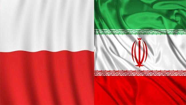 اتاق مشترک ایران و لهستان در امسال تشکیل می گردد