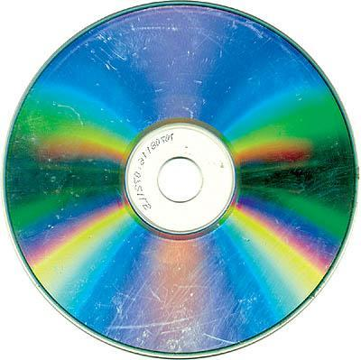 چگونه از سی دی های خش دار کپی بگیریم؟