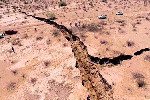 در ایران از زلزله در امان نیستید؛ فقط 7 درصد از کشور روی گسل های فعال نیست ، هرسال چند حادثه طبیعی در ایران رخ می دهد؟