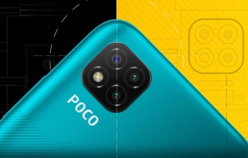 مشخصات دوربین گوشی پوکو C3 قبل از معرفی رسمی فاش شد
