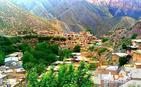 روستای زیبای چرم کهنه در خراسان رضوی، تصاویر