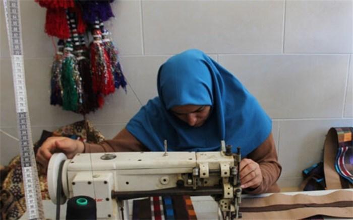 از یک اتاق 9 متری تا راه اندازی تولیدی لباس نوزاد در قزوین