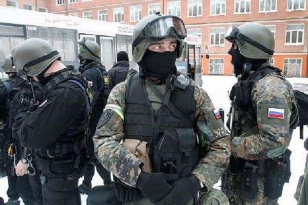 یک حمله تروریستی در مسکو خنثی شد