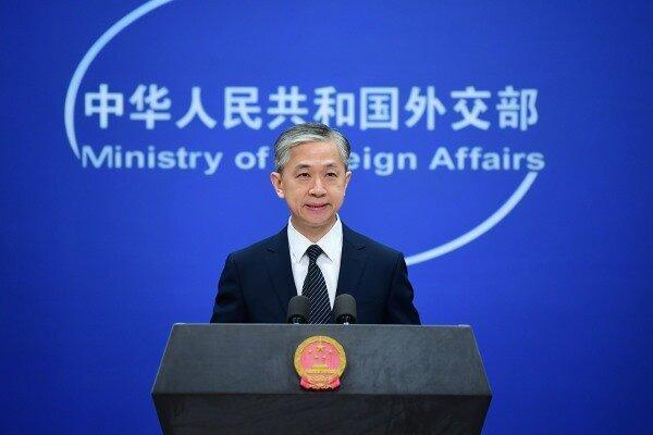 چین: انتخابات آمریکا از مسائل داخلی آن کشور است