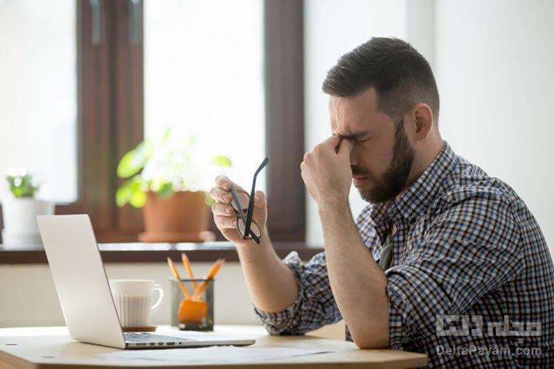 5 ورزش برای برطرف خستگی چشم