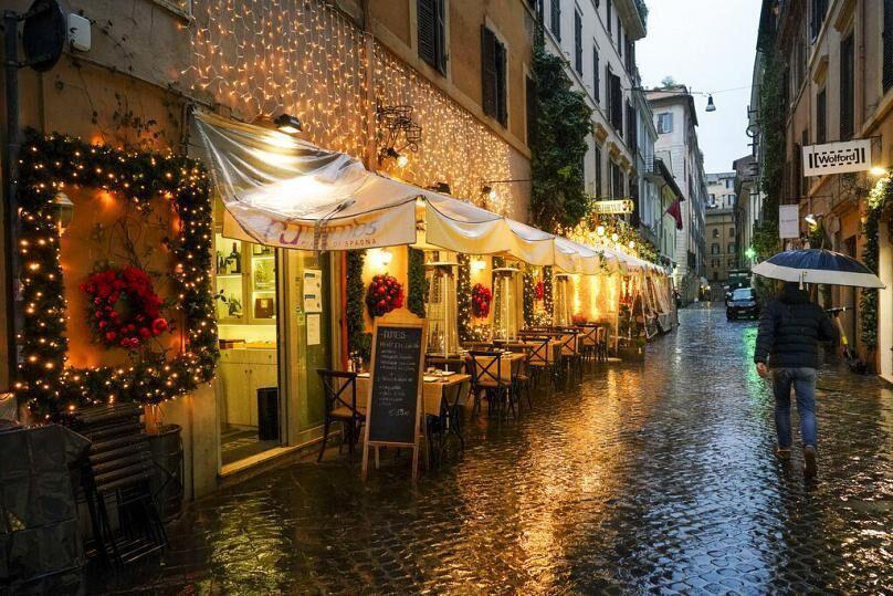 ایتالیا سفرهای سال نو را منع کرد