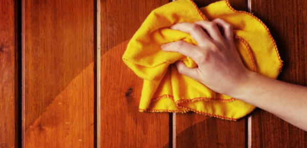 مقابله با گرد و خاک خانه
