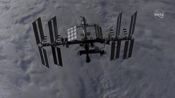 روسیه فضانورد آمریکایی را به ایستگاه فضایی بین المللی می برد