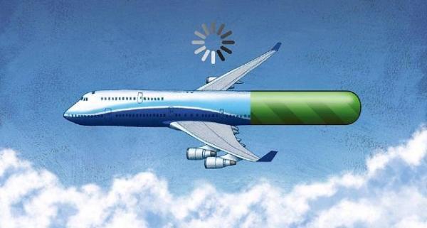 علت گران بودن و کندی اینترنت وای فای هواپیماها چیست؟