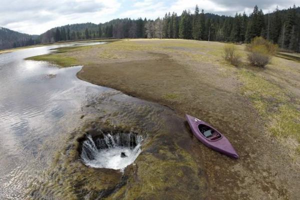 سفر به آمریکا: آشنایی با دریاچه گمشده اورگان