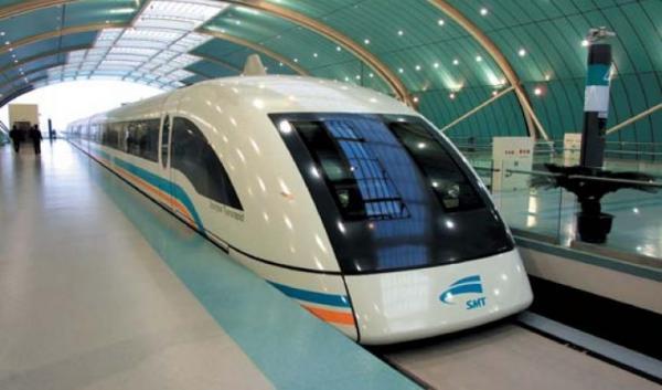 ساخت قطار برقی با سرعت 400 مایل برساعت در چین