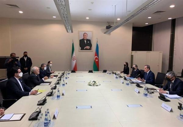 مصاحبه و مصاحبه وزرای امور خارجه ایران و جمهوری آذربایجان