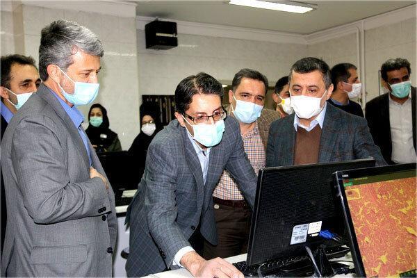 اولین آزمایشگاه میکروسکوپ مجازی کشور راه اندازی شد