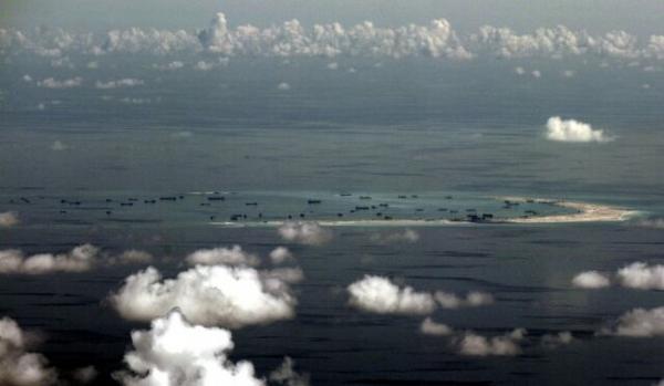 هشدار آمریکا به چین نسبت به استفاده از زور در دریای چین جنوبی