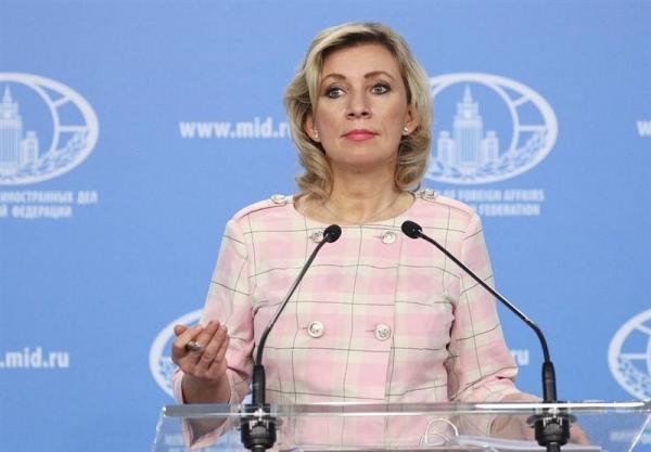 مسکو: وعده آمریکا درباره دخالت در درگیری اوکراین و روسیه اقدامی تحریک آمیز است