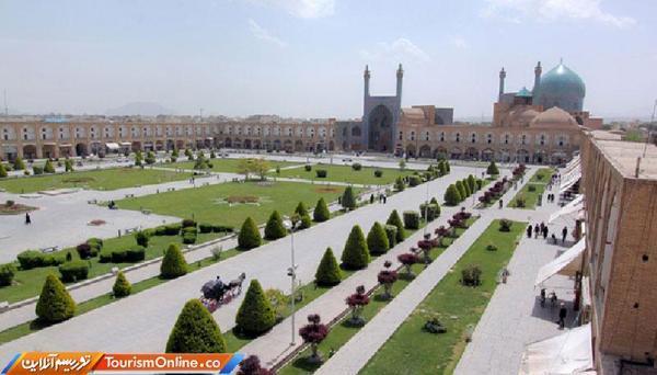 تعطیلی بناهای تاریخی و جاذبه های گردشگری اصفهان