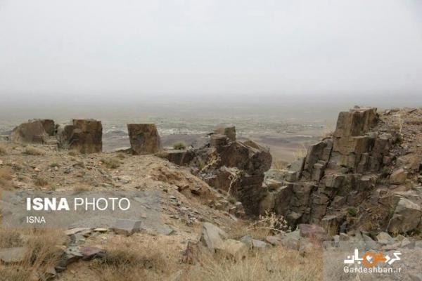 قلعه شهاب ؛قربانی هجمه ناجوانمردانه تخریب گران