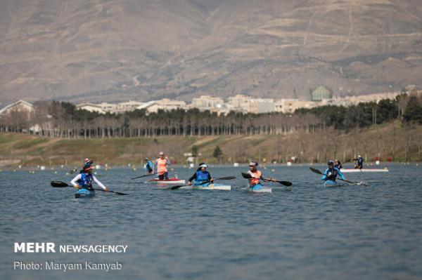 حریفان ملی پوشان آب های آرام ایران در انتخابی المپیک تعیین شدند