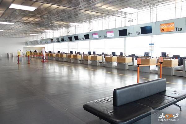 فرودگاه بین المللی وین؛ بزرگترین فرودگاه اتریش، عکس