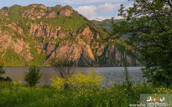 جاذبه های طبیعی و زیبای قرقیزستان، عکس