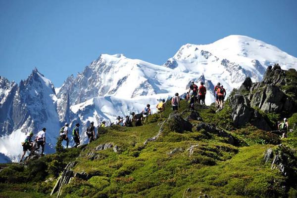 کوه مون بلان؛ بلندترین قله آلپ