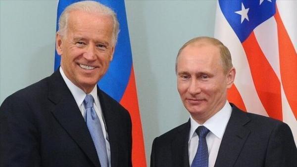 بایدن درباره لزوم احترام به حقوق بشر با پوتین گفت وگو می نماید