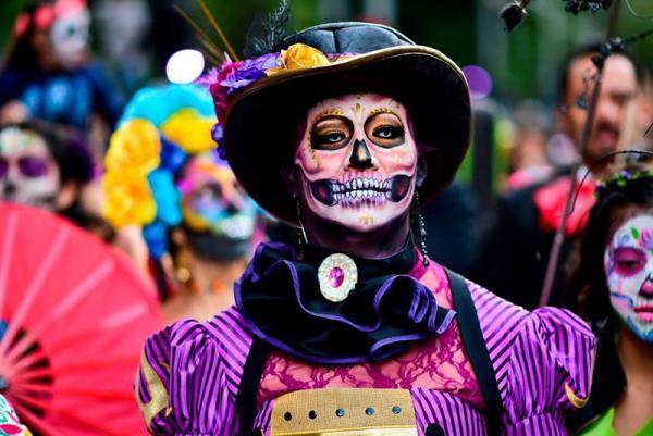 تور مکزیک: جشن روز مردگان، عجیب ترین و مجذوب کننده ترین فستیوال