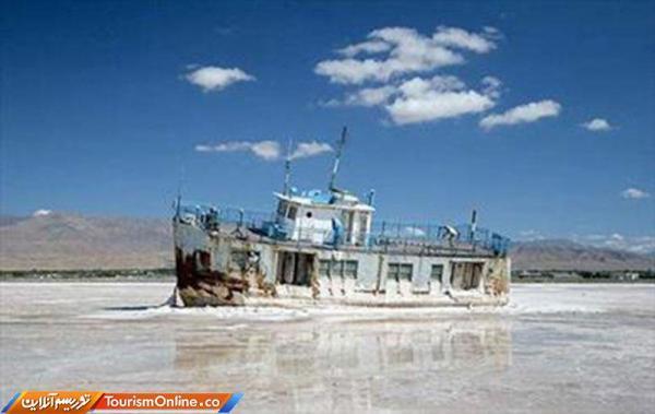 گردشگری دریایی در دریاچه ارومیه فعال می شود