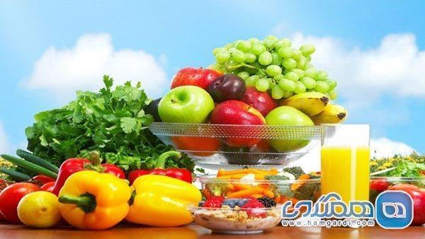 چند پیشنهاد ساده برای استفاده از میوه و سبزی در تمام وعده ها