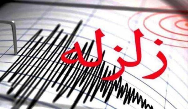 وقوع زلزله 4.9 ریشتری در جنوب کرمان
