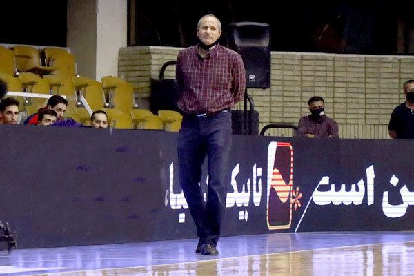 مصطفی هاشمی سرمربی تیم ملی بسکتبال شد