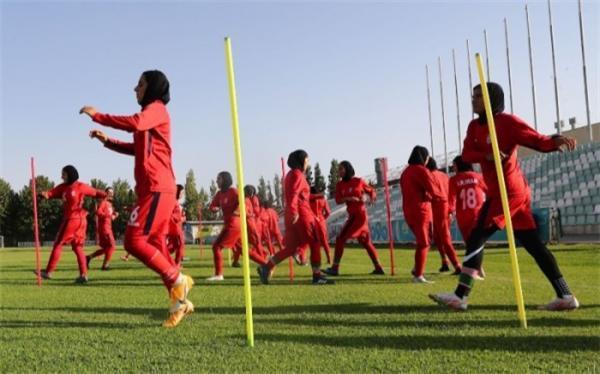 اردوی تیم ملی فوتبال زنان ایران به خاتمه رسید