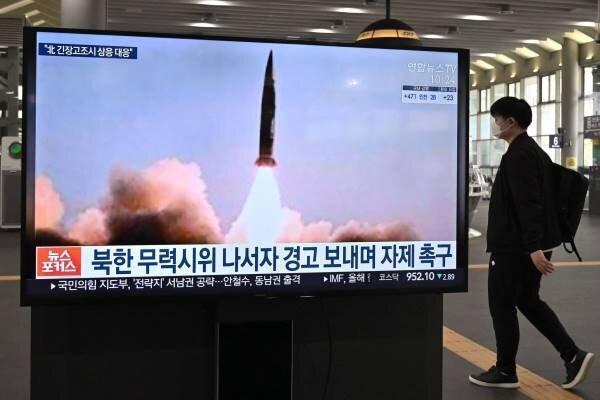 ارتش آمریکا به شلیک موشک از کره شمالی واکنش نشان داد