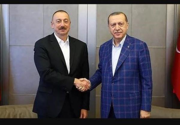 هزینه سفر ترکیه: اردوغان در تماس تلفنی با علی اف: ترکیه همیشه در کنار جمهوری آذربایجان خواهد ماند